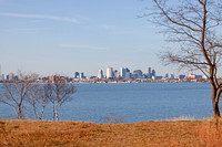 View from Squaw Rock- Squantum