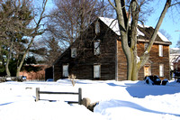 John Adams Birthplace - Winter